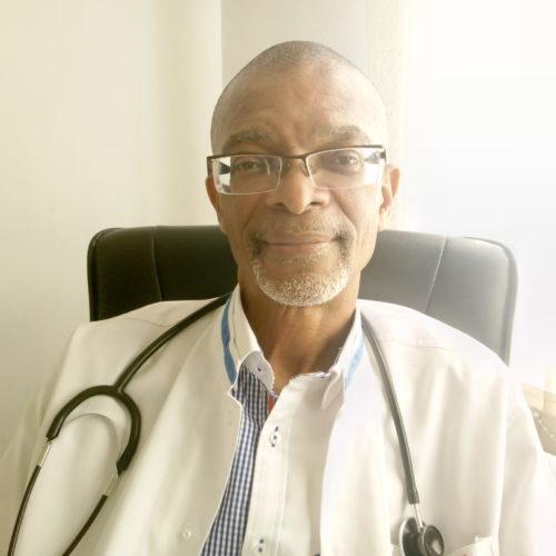 Dr Tamakloe Noël Jean